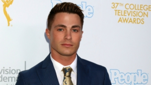 Colton Haynes Widescreen