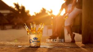 Corona Extra Desktop Wallpaper