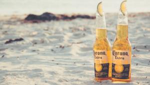 Corona Extra Hd Background