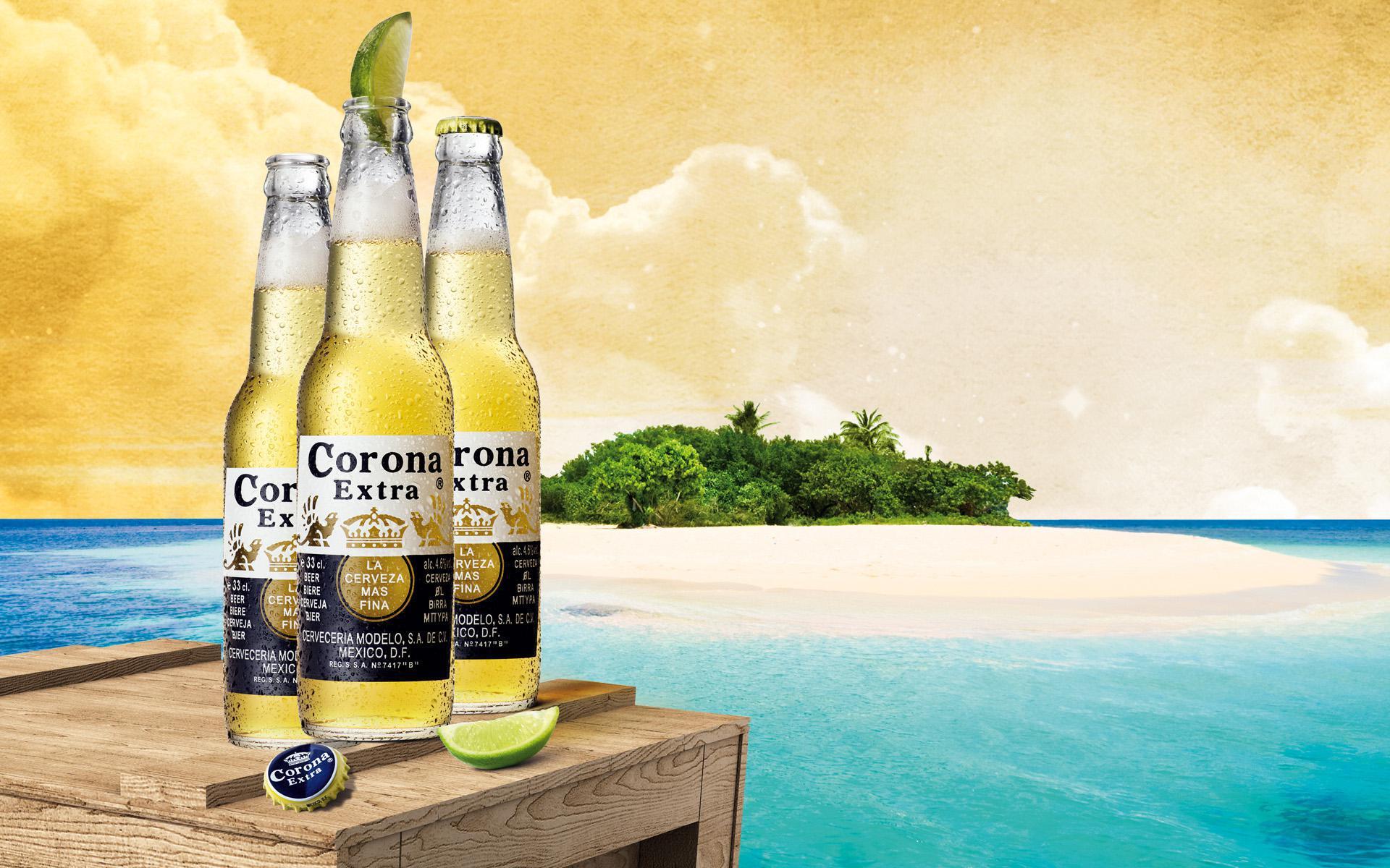 Corona Beach Wallpaper: Corona Extra Wallpapers And Backgrounds