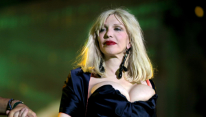 Courtney Love Widescreen
