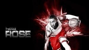 Derrick Rose High Definition