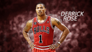 Derrick Rose High Definition Wallpapers