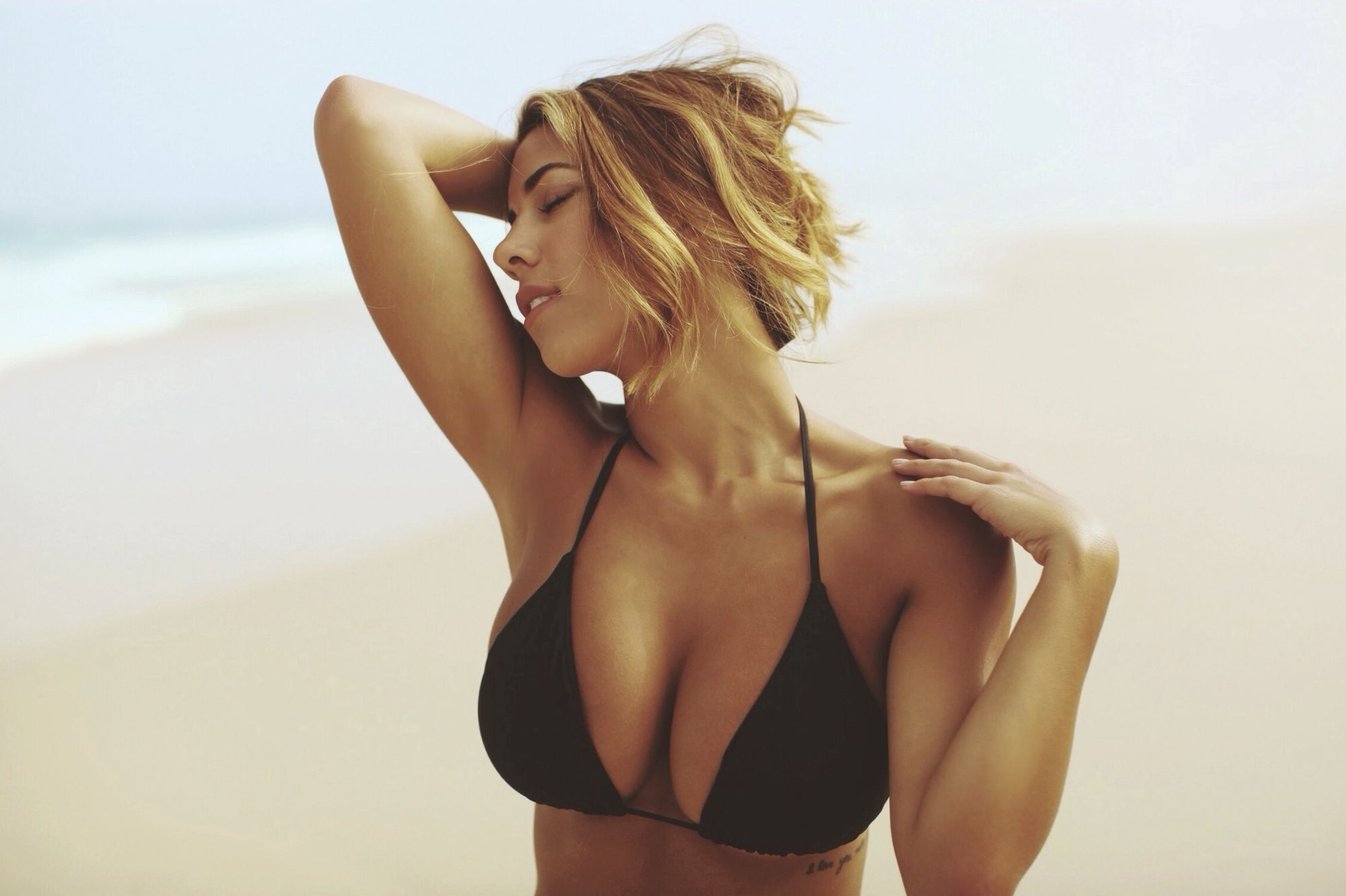 Pussy Bikini Jasmine Tosh naked photo 2017