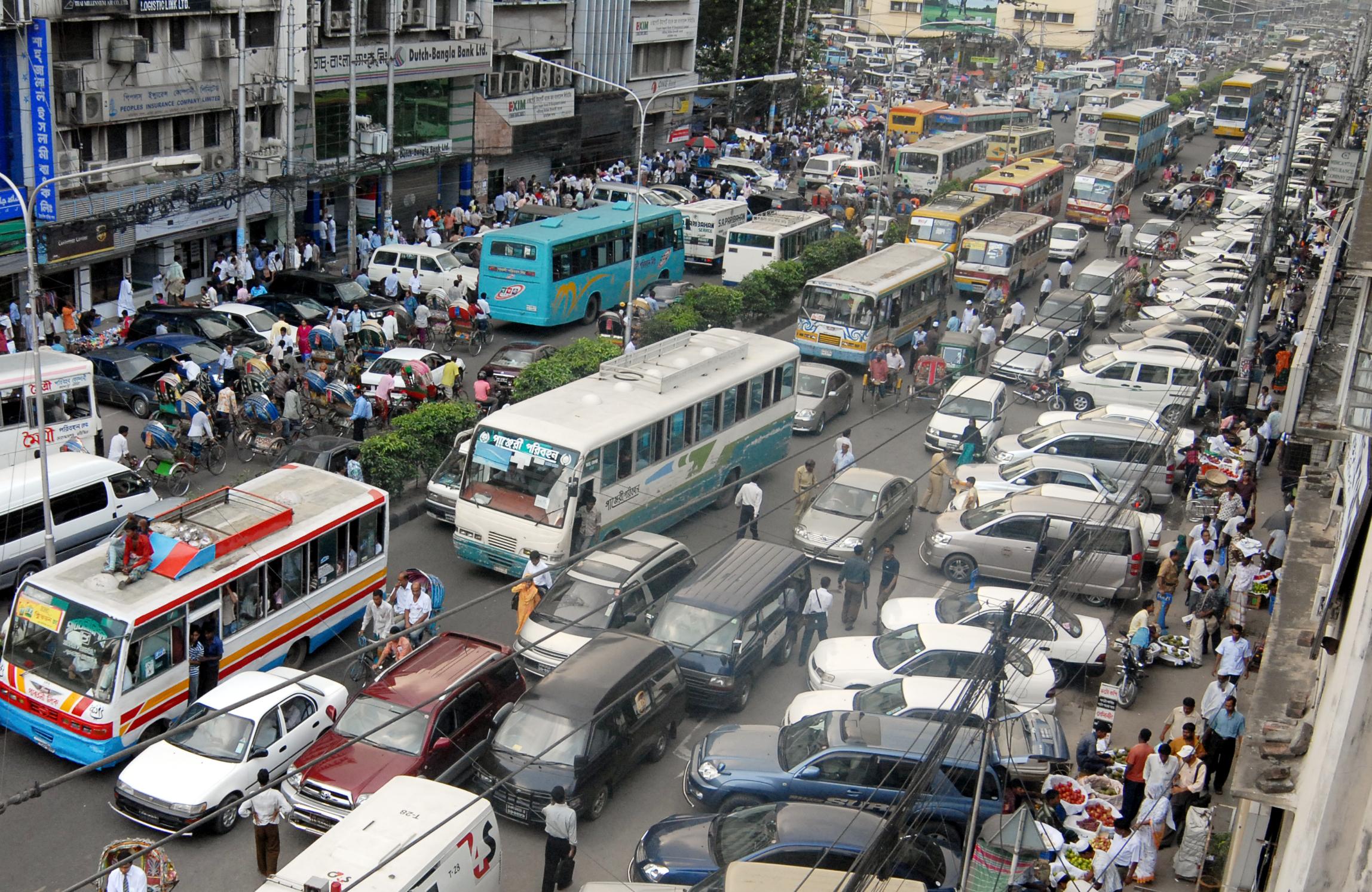 Dhaka Hd
