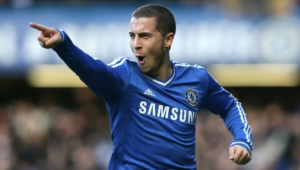 Eden Hazard Widescreen