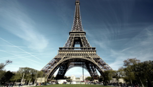 Eiffel Tower Background