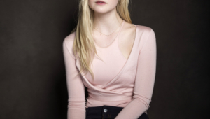 Elle Fanning Iphone Hd Wallpaper