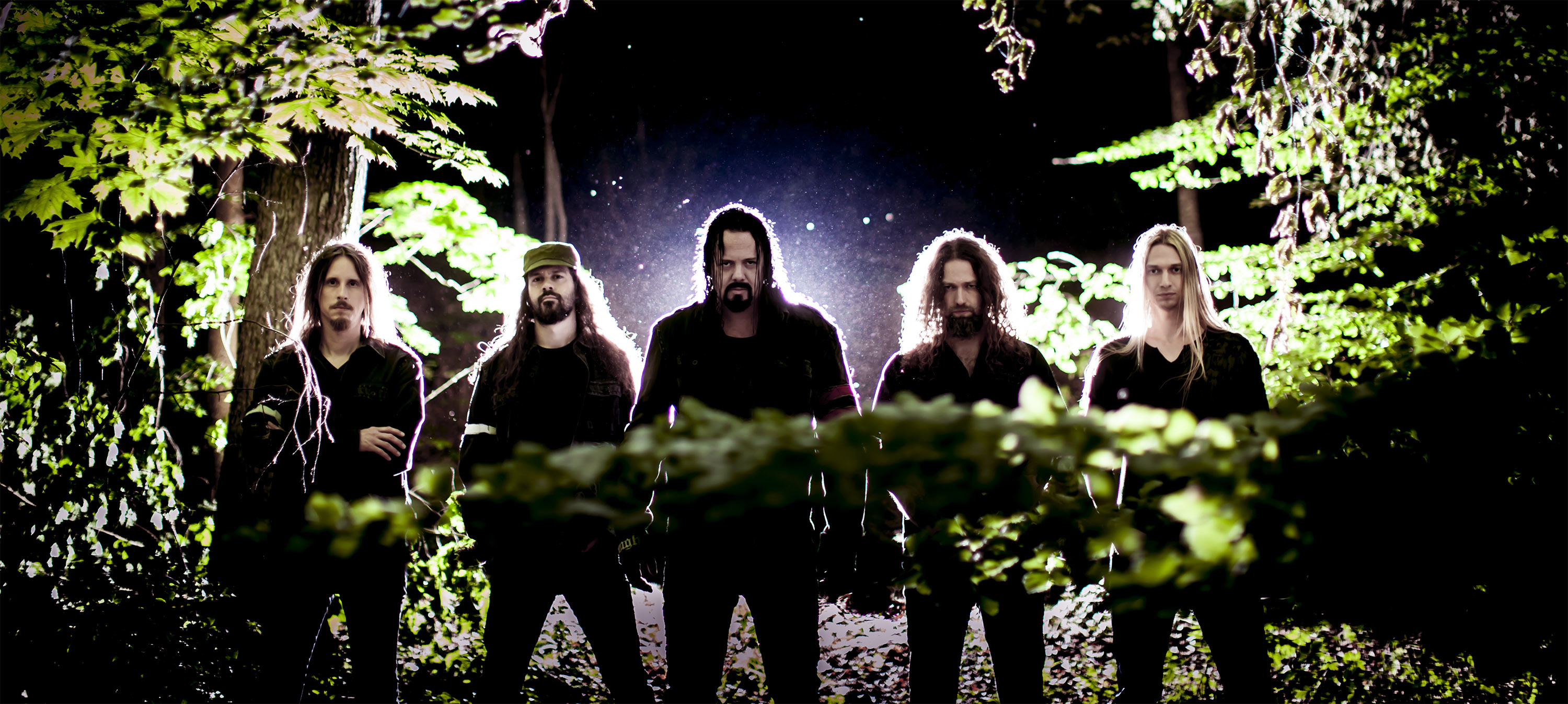 Evergrey Background