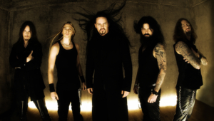 Evergrey Computer Wallpaper