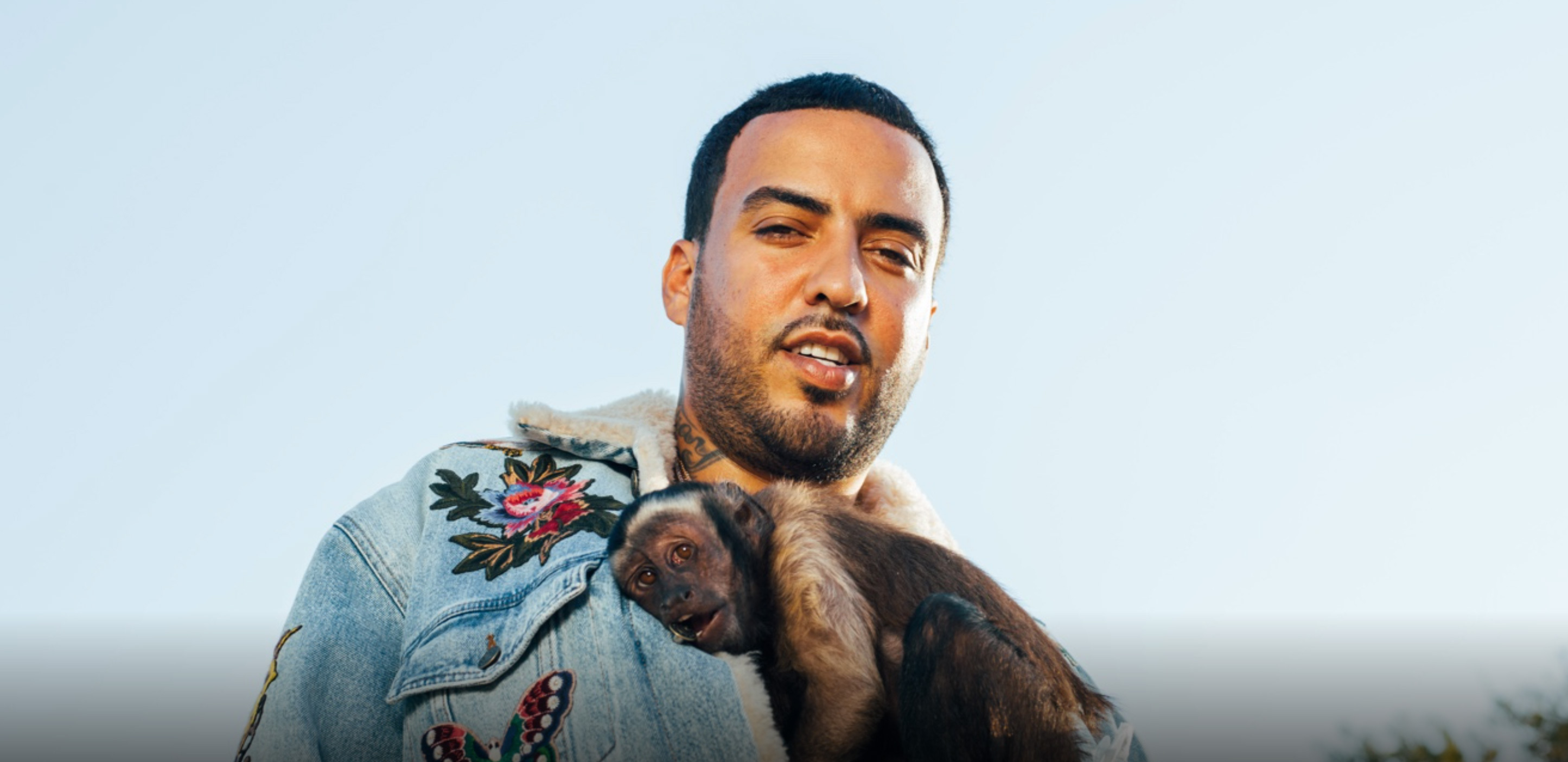 French Montana Computer Wallpaper