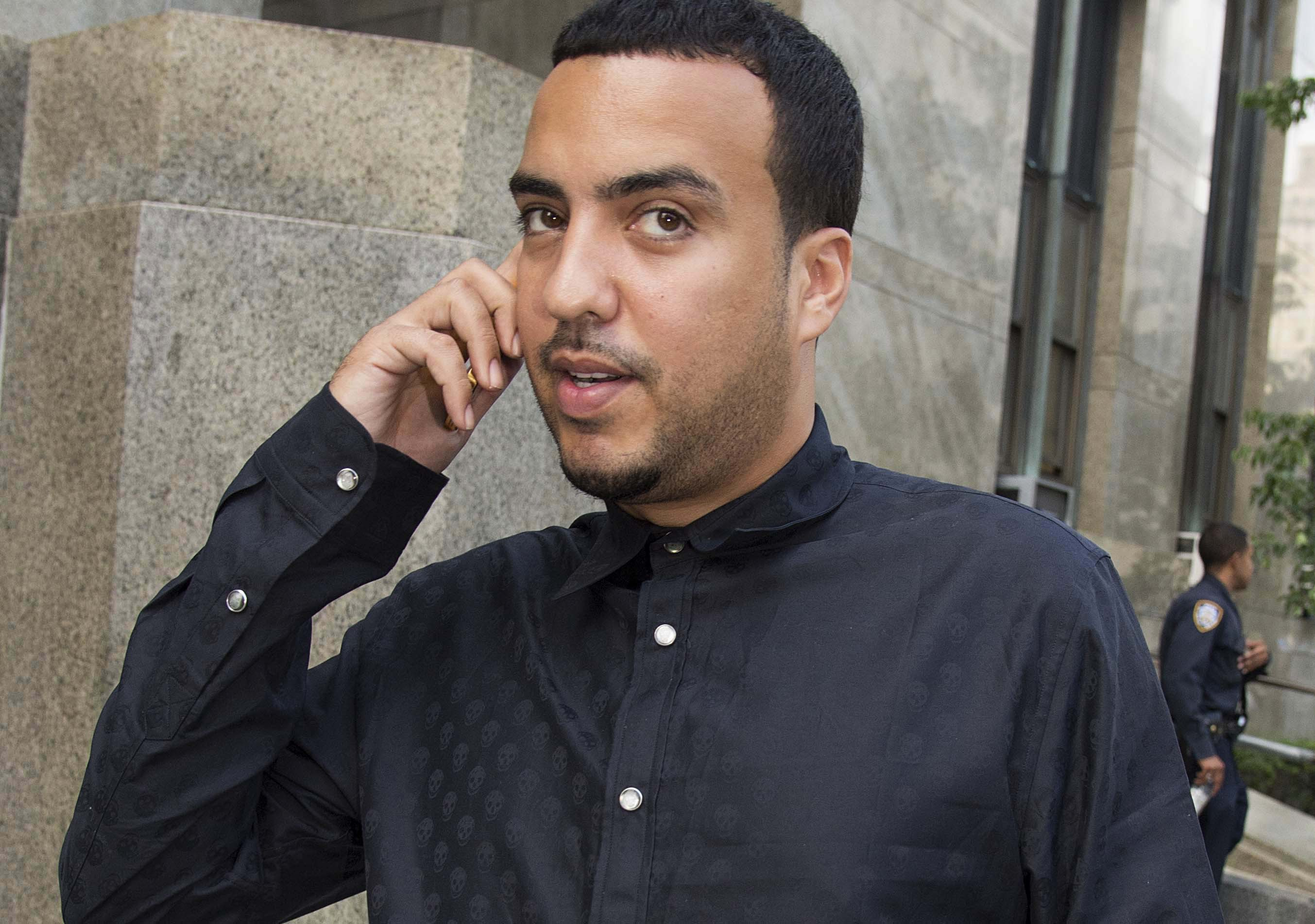 French Montana High Quality Wallpapers