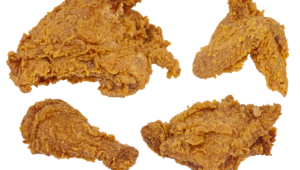 Fried Chicken Hd Background