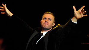 Gary Barlow Hd Wallpaper