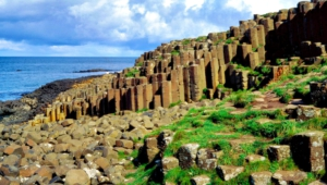 Giants Causeway Hd Wallpaper