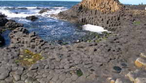 Giants Causeway Wallpaper