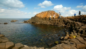 Giants Causeway Wallpapers Hd