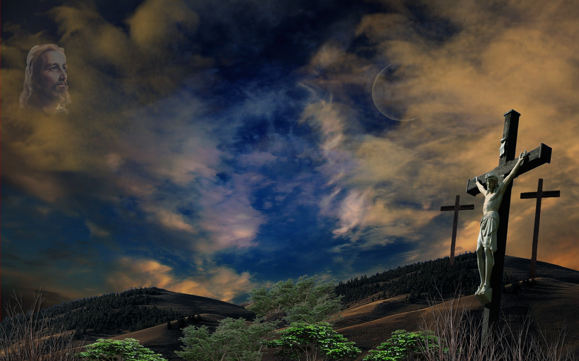 Good Friday Wallpapers Images Photos Pictures Backgrounds | 1920 x 1200 jpeg 395kB