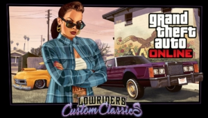Grand Theft Auto Online 4k