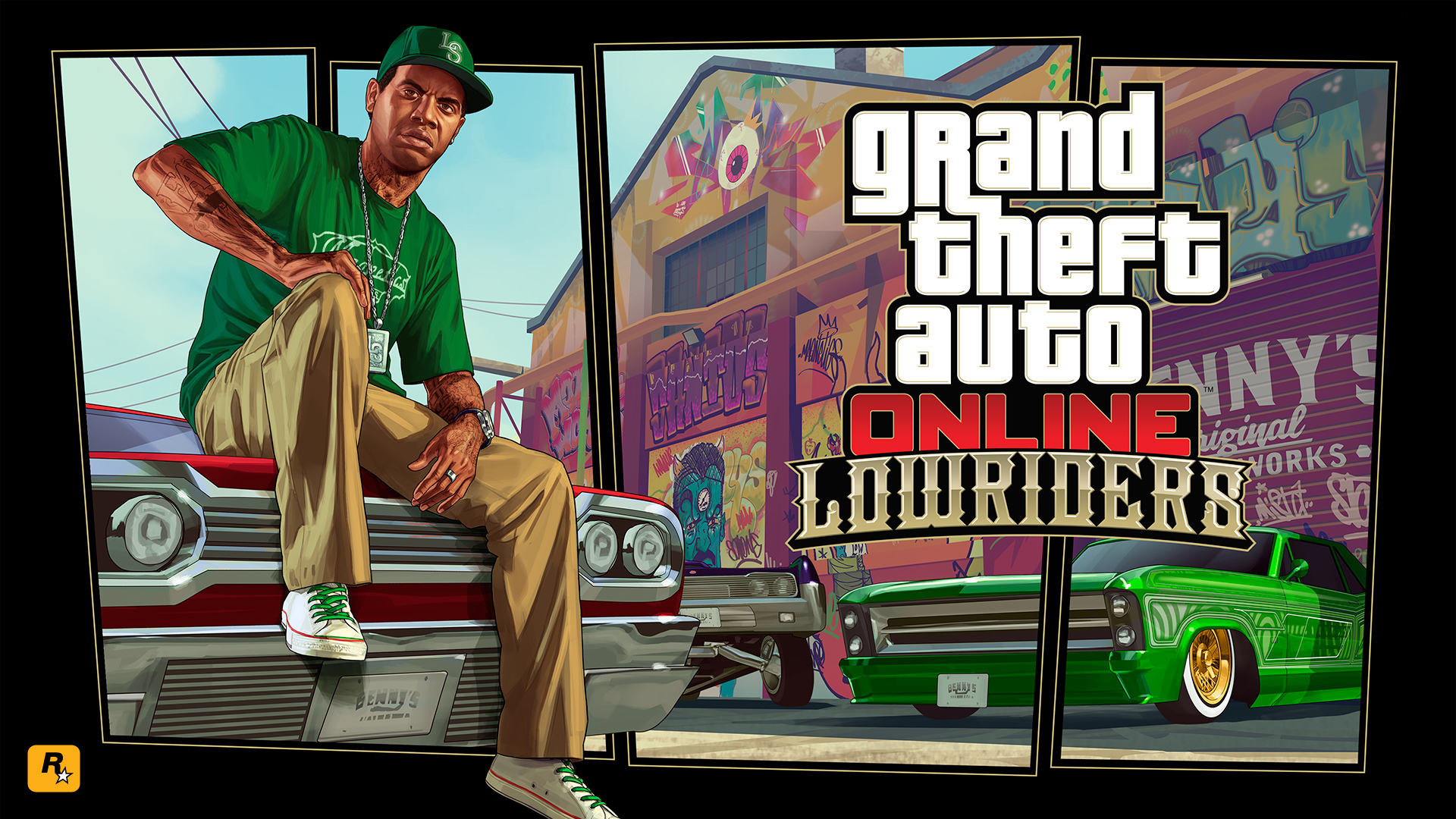 Grand Theft Auto Online Game