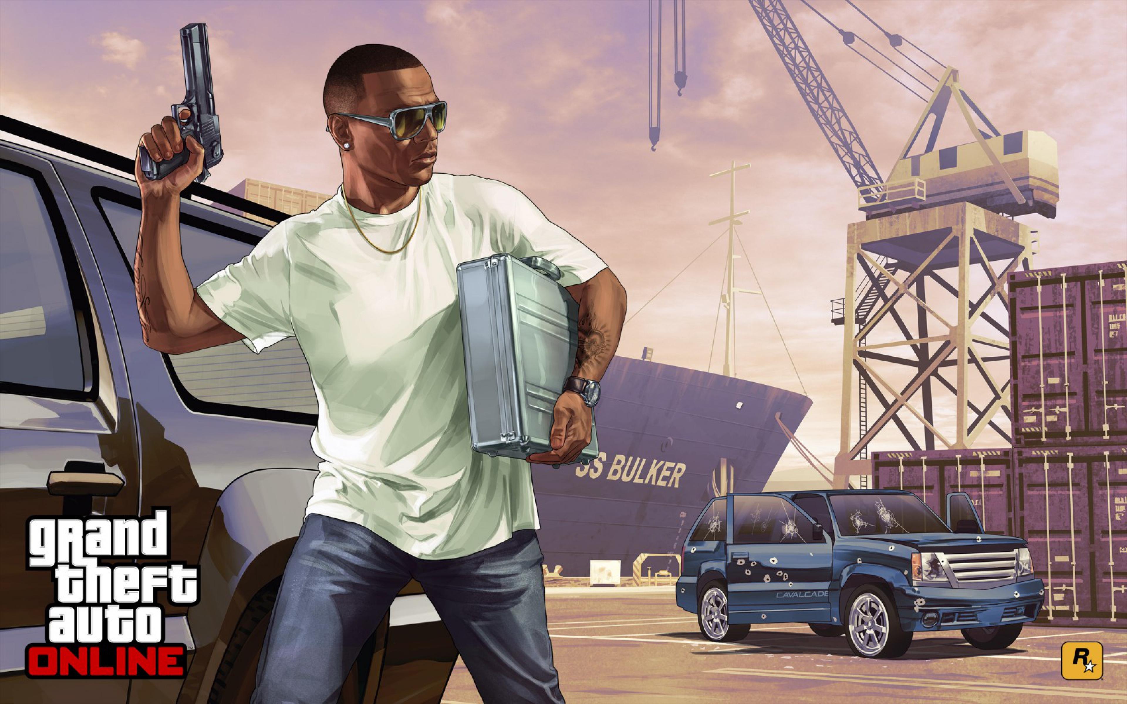 Grand Theft Auto Online Screenshots