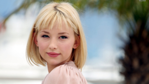 Haley Bennett Photos