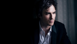 Ian Somerhalder High Definition