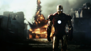 Iron Man Hd Background