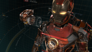 Iron Man High Definition