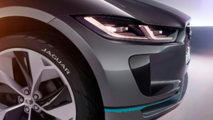 Jaguar I Pace Hd