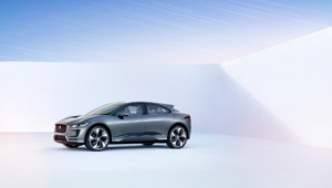 Jaguar I Pace Hd Wallpaper