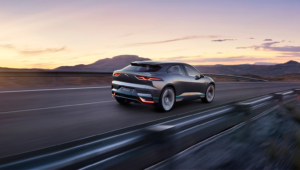 Jaguar I Pace High Definition Wallpapers