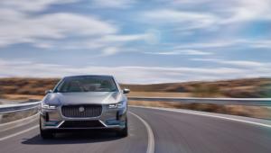 Jaguar I Pace Images