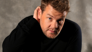 James Corden Background