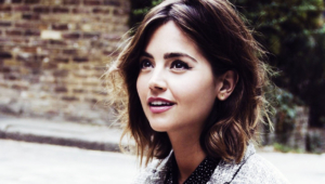 Jenna Coleman Hd Background