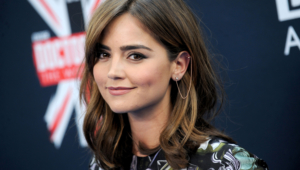 Jenna Coleman Wallpaper
