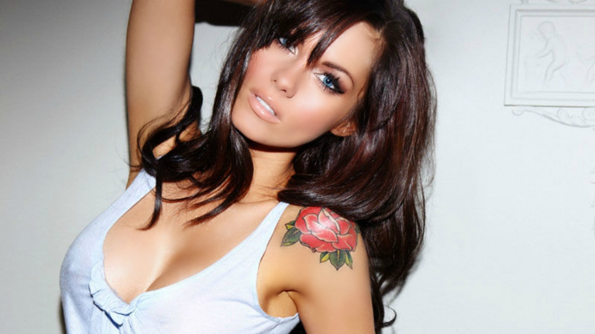 Jessica Jane Clement Wallpapers Images Photos Pictures Backgrounds