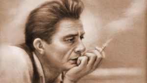 Johnny Cash Background