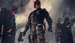 Judge Dredd Widescreen