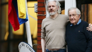 Julian Assange Pictures
