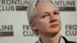 Julian Assange Wallpaper
