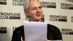 Julian Assange For Desktop