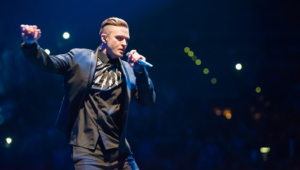 Justin Timberlake High Definition Wallpapers