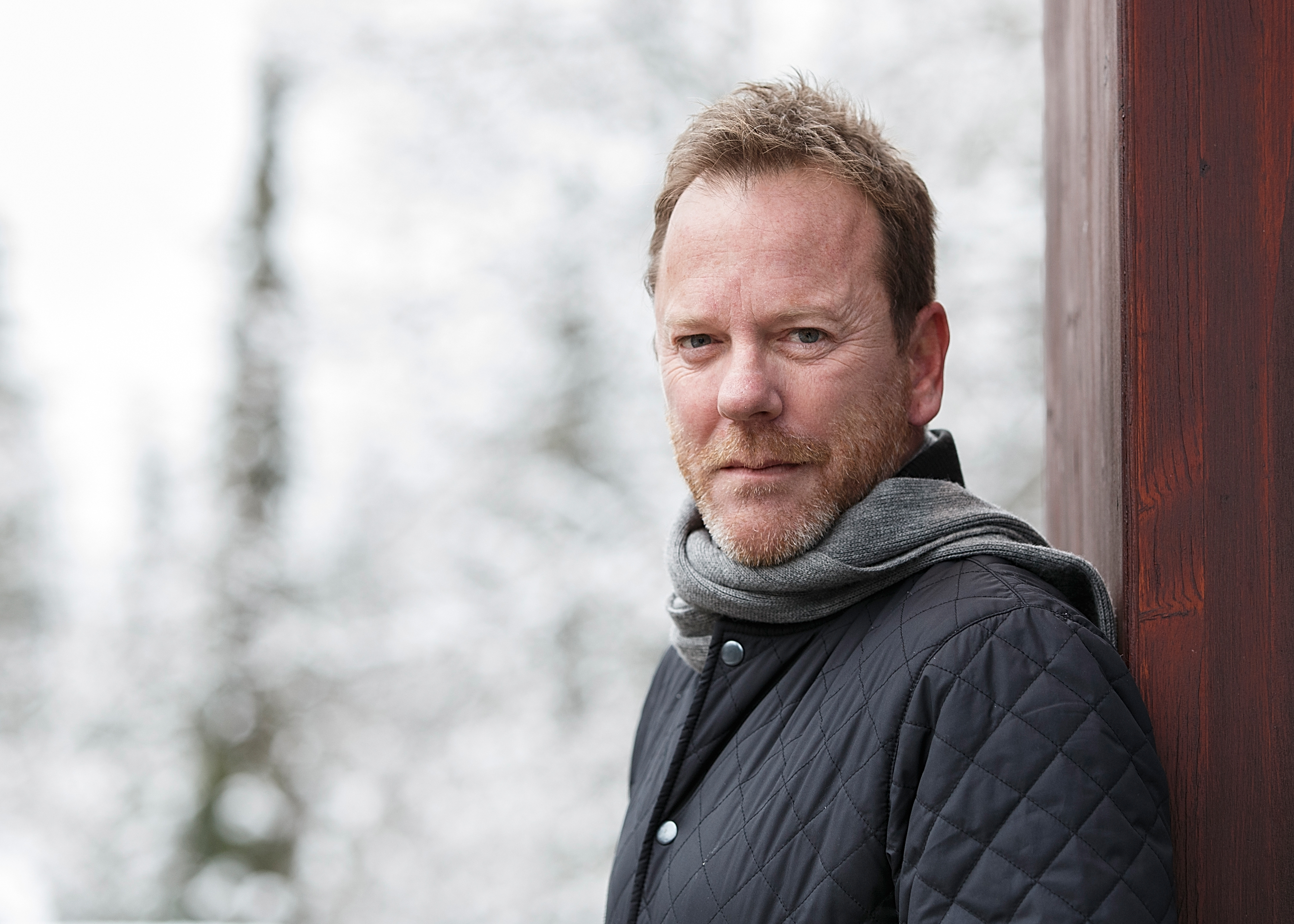 kiefer men Kiefer sutherland this is a serious post i love men in kilts always have your rock it kiefer.