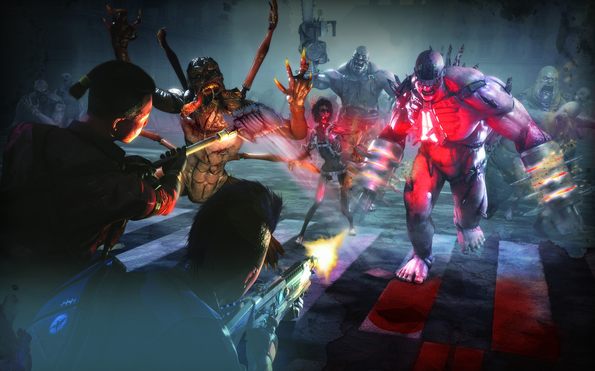 Killing floor 2 wallpapers images photos pictures backgrounds for How to play killing floor online