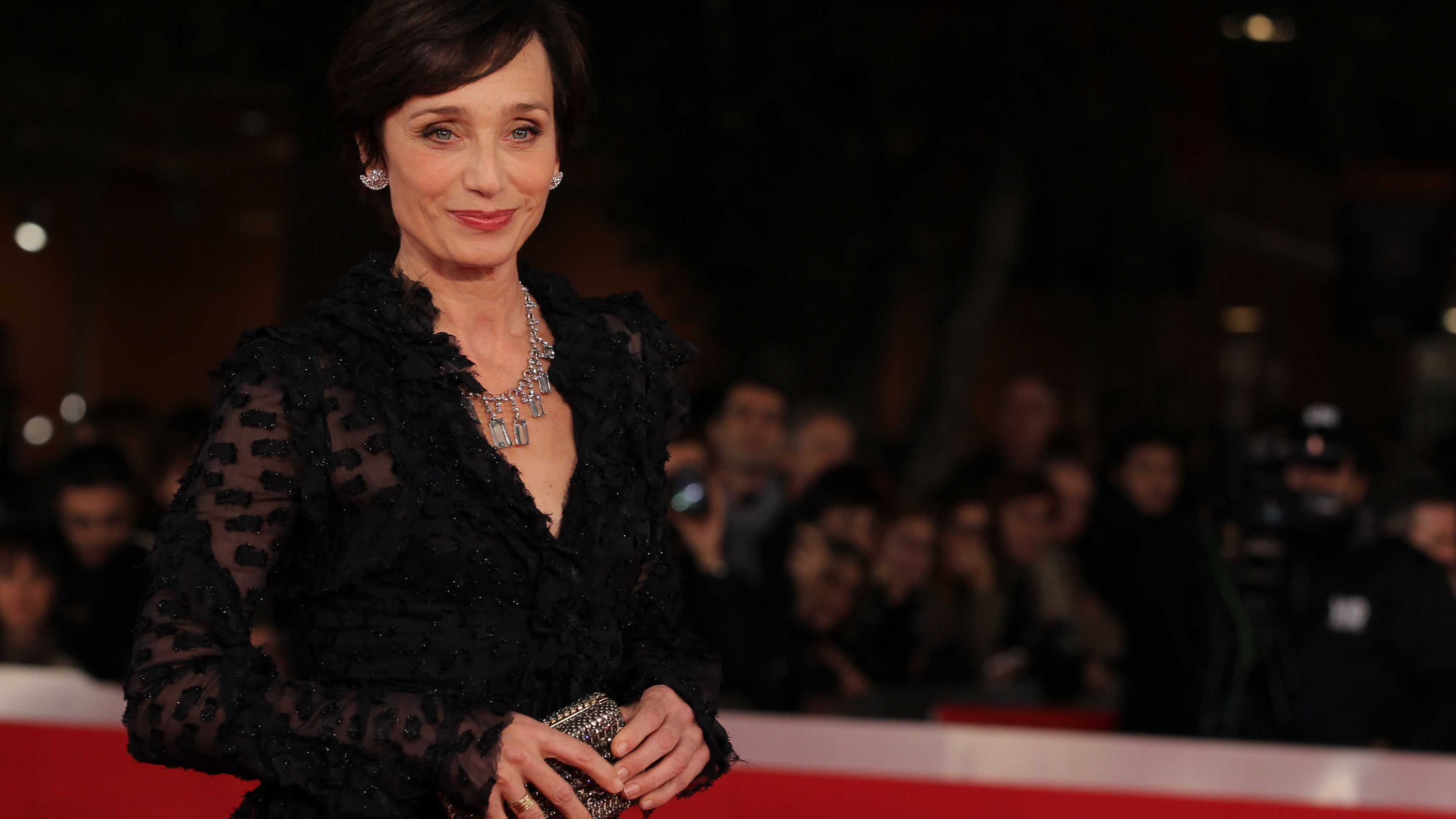 Kristin Scott Thomas Wallpapers Images Photos Pictures