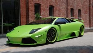 Lamborghini Murcielago Background