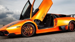 Lamborghini Murcielago High Definition