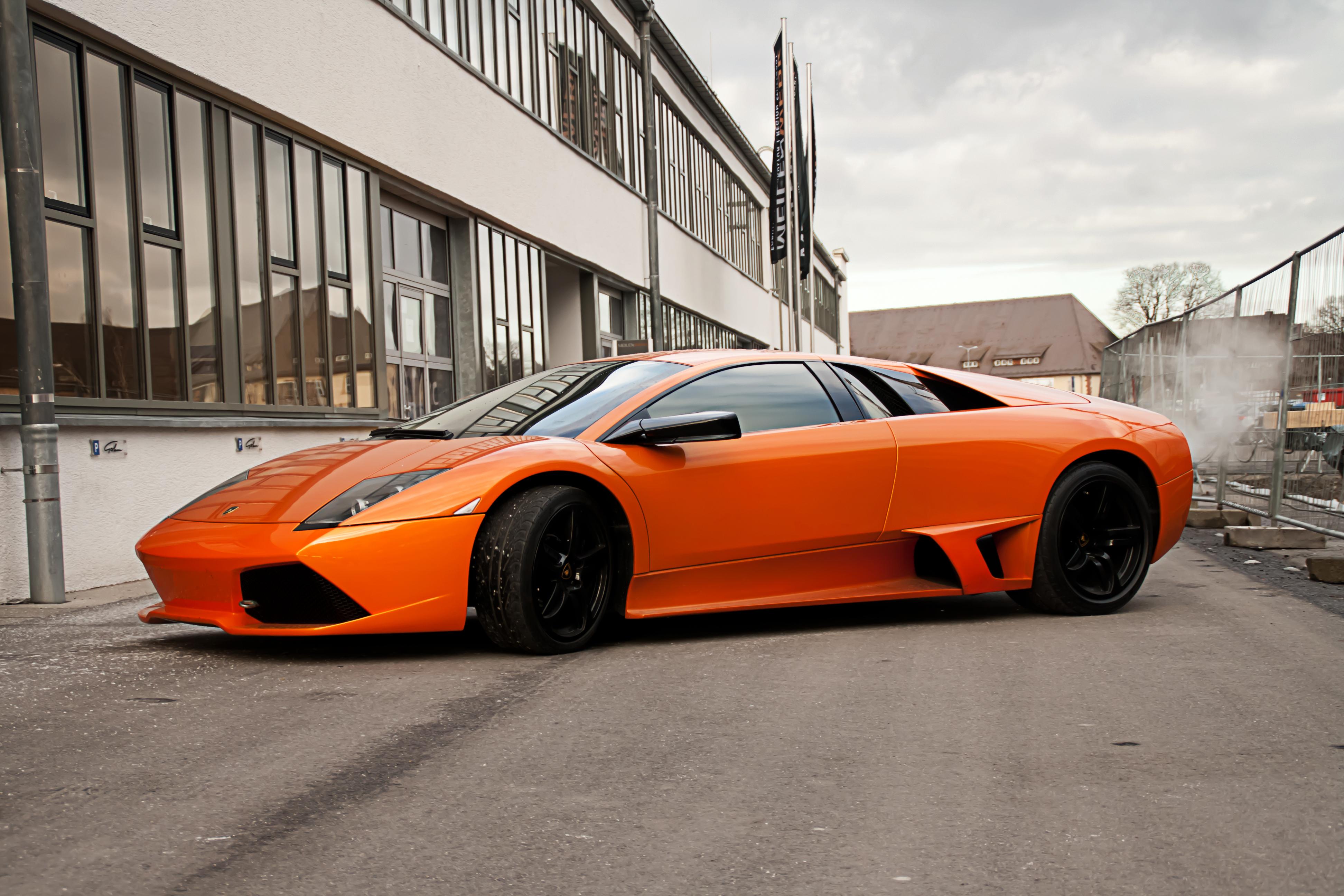 Lamborghini Murcielago Wallpapers Images Photos Pictures