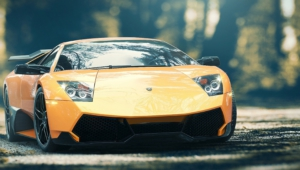 Lamborghini Murcielago For Desktop Background